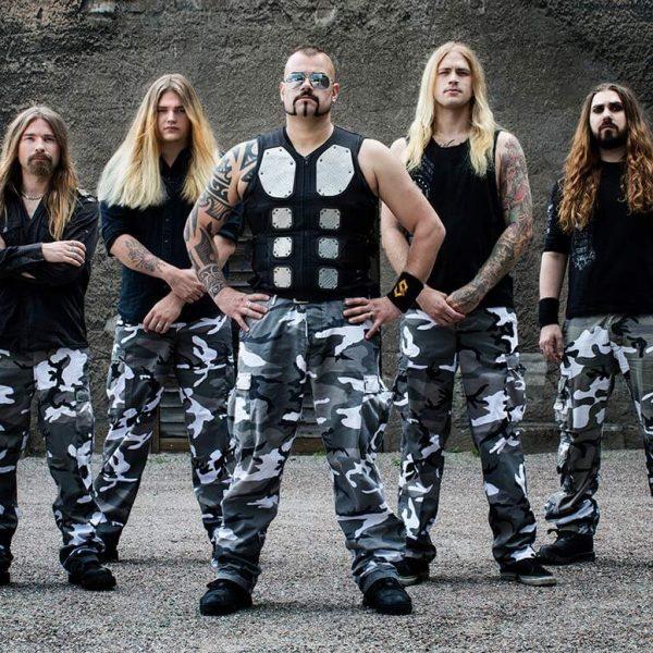 Die schwedische Power-Metalband Sabaton besingt die Schlacht um Itter. Foto: Foto: http://www.sabaton.net/band/