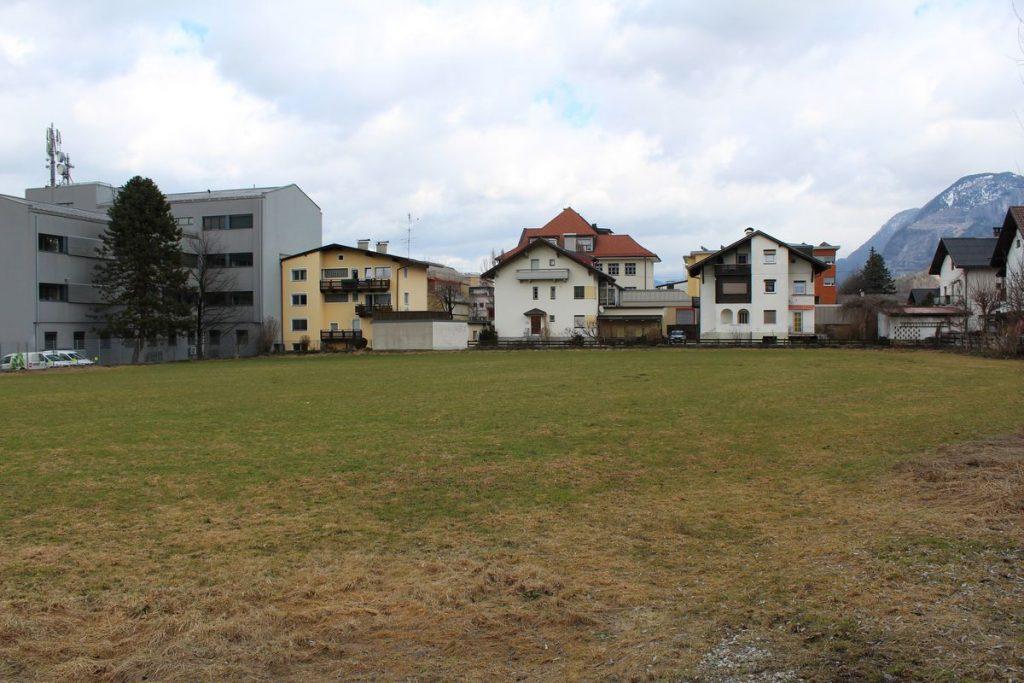 Fischerfeld Wörgl März 2017. Foto: Veronika Spielbichler