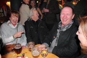Starkbierfest am Aschermittwoch, 1. März 2017 in Wörgl. Foto: Veronika Spielbichler