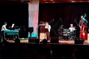 """Die junge Jazz-Formation """"Greenhorns"""" spielt beim Multi Kulti Festl auf. Foto: privat"""