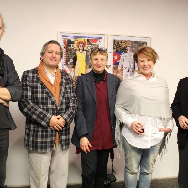 Vernissage Groschup Leitner Februar 2017. Foto: Veronika Spielbichler