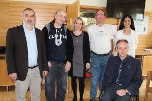 Verein Atatürk Wörgl und Islamische Föderation Wörgl organisieren Mittagessen in der Wörgler Lebenshilfe am 12.4.2017. Foto: Veronika Spielbichler