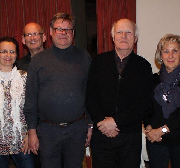 Jahreshauptversammlung Heimatmuseumsverein Wörgl 2017. Foto: Spielbichler