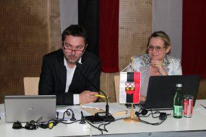 Wörgler Gemeinderat am 30.3.2017. Foto: Veronika Spielbichler