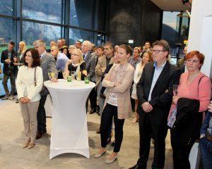 Eröffnung neue vivax Firmenzentrale in Wörgl. Foto: Wilhelm Maier