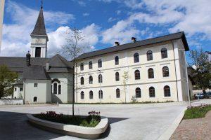 Gradl-Areal neuer Stadtplatz im Mai 2017. Foto: Veronika Spielbichler