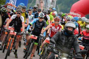 Der Bewerb ist Teil der Ritchey Mountainbike Challenge, zu der insgesamt 10 abwechslungsreiche Rennen zählen. Mit über 10.000 Teilnehmern gehört die Challenge zu den beliebtesten Mountainbike-Rennserien im deutschsprachigen Raum. Bildnachweis: Mallaun