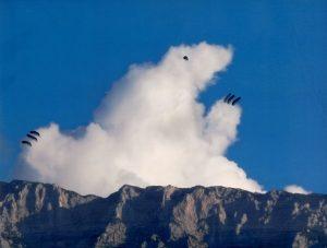 """""""Im Himmel"""" - Foto von James Clay."""