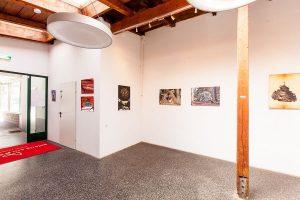 Carsten Lohr - Fotografien in der Galerie am Polylog. Foto: Kurt Härting