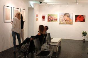 ARTirol-Gemeinschaftsausstellung 2017. Foto Veronika Spielbichler