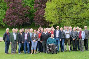 Die Mitglieder des Bienenzuchtvereins Kirchbichl - Wörgl - Bad Häring laden zur Jubiläumsveranstaltung 125 Jahre Bienenzuchtverein. Foto: Konrad Gwiggner