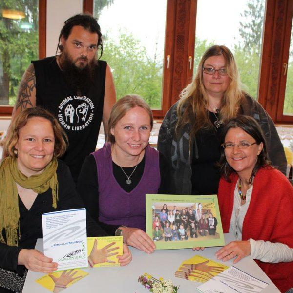 10 Jahre Lernwerkstatt Zauberwinkl - Festschrift-Präsentation. Foto: Veronika Spielbichler
