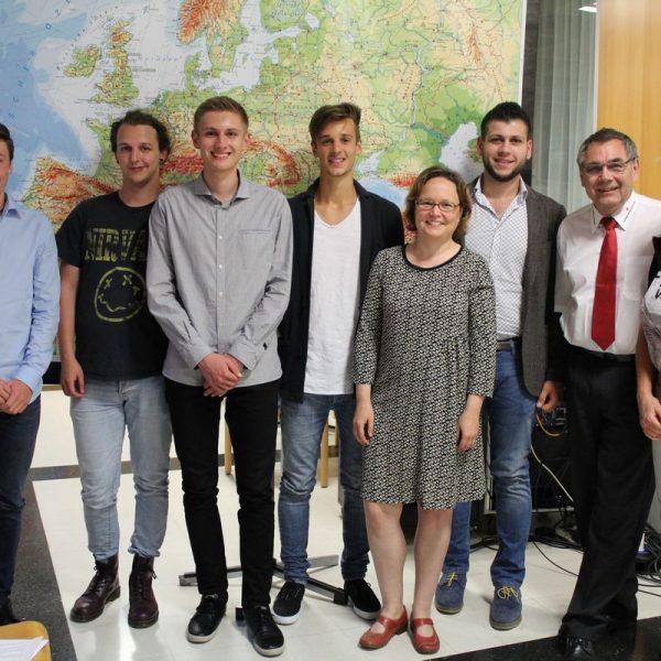 Flucht und Asyl - Info-Abend mit Diskussion im BRG Wörgl am 30. Mai 2017. Foto: Veronika Spielbichler