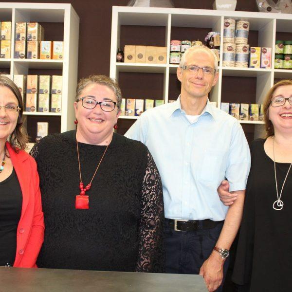 IQ-Shop Eröffnung in Wörgl am 30.5.2017. Foto: Veronika Spielbichler
