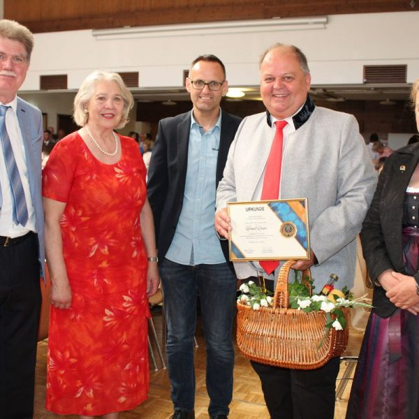 125-Jahr-Feier Bienenzuchtverein Kirchbichl-Wörgl-Bad Häring am 11.6.2017. Foto: Veronika Spielbichler