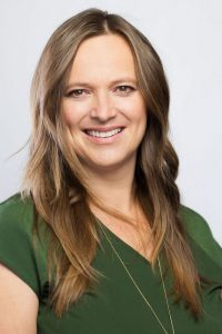 Nicole Schreyer. Foto: GRÜNE