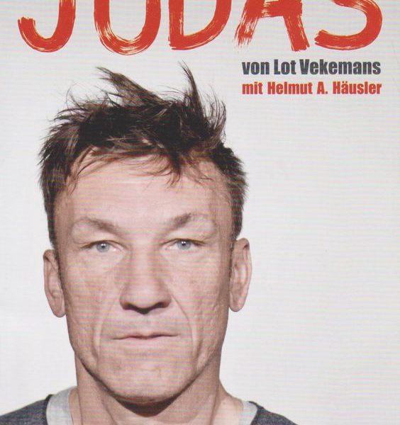 Helmut A. Häusler spielt Judas in Kufstein. Foto: Theater in der Arche Noe