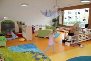 Einweihung Kinderbetreuung Berger am 29. Juni 2017. Foto: Veronika Spielbichler