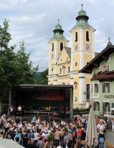 Jungbläserwoche St. Johann 2017. Foto: Veronika Spielbichler
