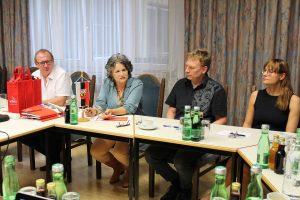 Euregio-Arbeitstreffen Wörgl Trostberg am 20. Juli 2017 in Wörgl. Foto: Veronika Spielbichler