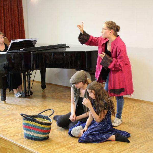 JUKI Opernworkshop Academia Vocalis 2017. Foto: Veronika Spielbichler