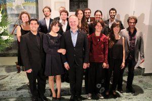 Academia Vocalis Meisterkurs Jarnot Abschlusskonzert 27.7.2017. Foto: Veronika Spielbichler