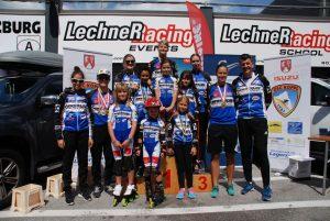 Das SC-Lattella Team bei der Staatsmeisterschaft. Foto: SC Lattella