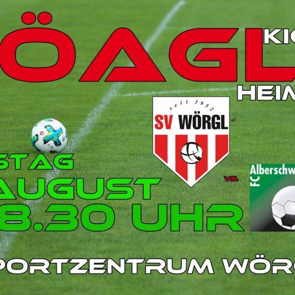 Der SV Wörgl absolviert am 5. August 2017 um 18:30 Uhr das erste Heimspiel der Saison. Foto: SV Wörgl