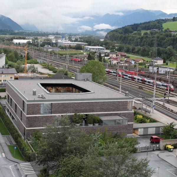 Berger Logistik Wörgl. Foto: Veronika Spielbichler