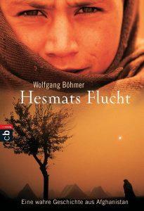 Buchcover Hesmats Flucht.