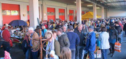 Am 7. Oktober 2017 findet beim Eurogast Riedhart wieder der traditionelle Lions Club Trödelmarkt statt. Foto: Lions Club Wörgl