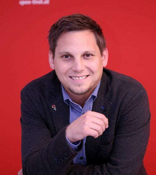 Christian Kovacevic fordert mehr Polizeipersonal. Foto: SPÖ Tirol