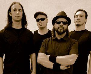 Bringen Volbeat-Hits auf die Bühne: Volboat aus der Steiermark. Foto: Volboat