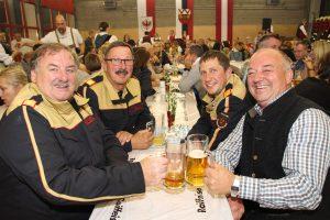 1. Oktoberfest der FF Wörgl am 7.10.2017. Foto: Wilhelm Maier