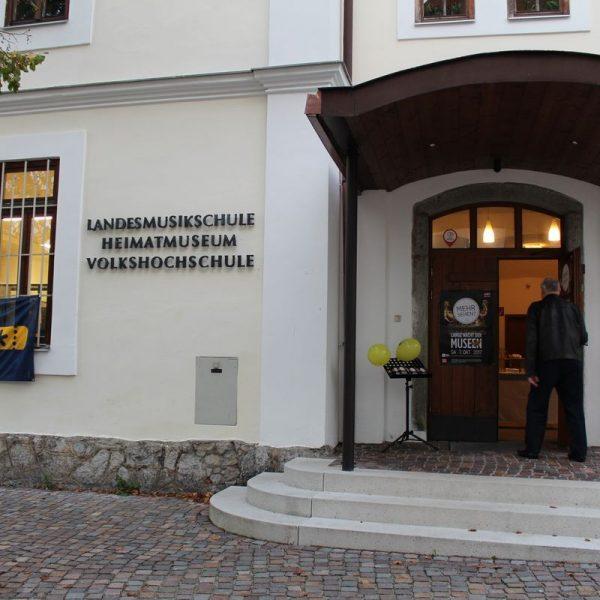 Lange Nacht der Museen im Wörgler Heimatmuseum am 7.10.2017. Foto: Veronika Spielbichler