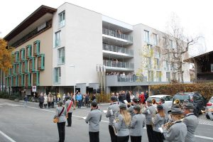 Eröffnung Seniorenheim-Zubau Wörgl am 10.11.2017. Foto: Veronika Spielbichler