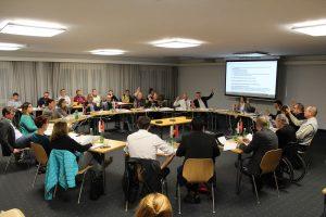 Wörgler Gemeinderat am 9. November 2017. Foto: Veronika Spielbichler