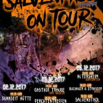 Tour Plan Salvenpass Hopfgarten 2017.