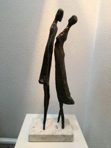 Skulptur von Ferdinand Bracher. Foto: Bracher
