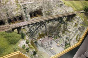 Modellbahn-Anlage MEC Bruckhäusl. Foto: Veronika Spielbichler