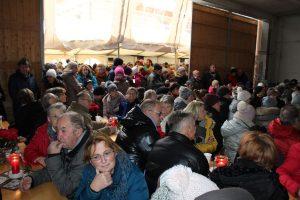1. Wörgler Bauernadvent beim Schwoicherbauern in Wörgl am 10.12.2017. Foto: Veronika Spielbichler