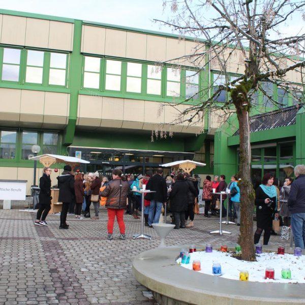 Wintermarkt der BFW+AL am 30.11.2017 in Wörgl. Foto: Veronika Spielbichler