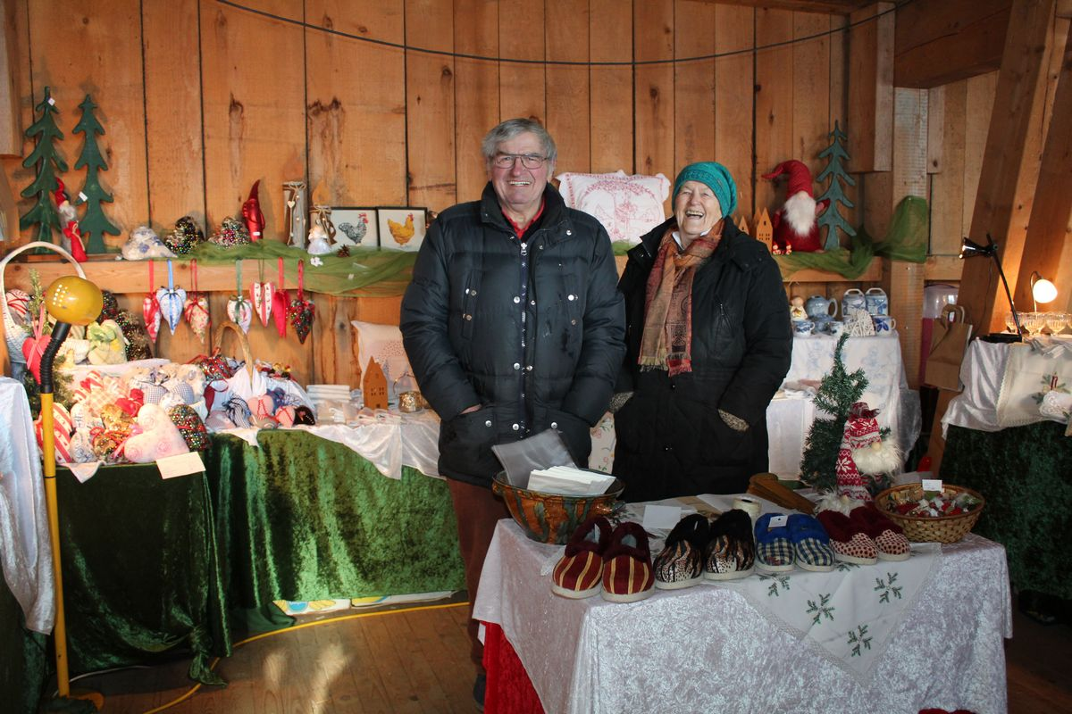 2. Pinnersdorfer Advent am 2.12.2017 in Wörgl-Boden/Bruckhäusl. Foto: Veronika Spielbichler