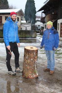 Adventmarkt Team Wörgl 8.12.2017. Foto: Veronika Spielbichler