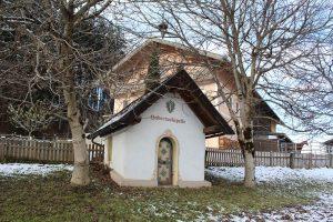 Die Pinnersdorfer Kapelle. Foto: Spielbichler