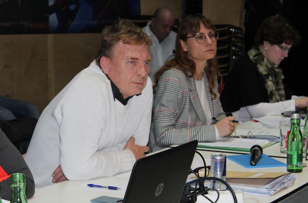 Wörgler Gemeinderat am 11. Jänner 2018. Foto: Veronika Spielbichler