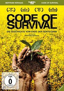 "Filmplakat ""Code of Survival"". Foto: Pandora Film"