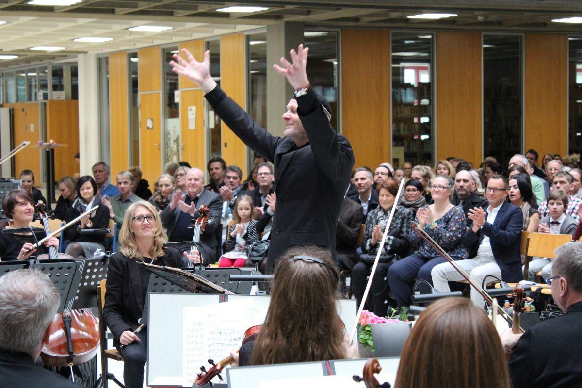 Neujahrskonzert des Wörgler Streicher- und Bläserensembles 2018. Foto: Veronika Spielbichler