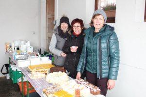 1. Wörgler Streetfood-Markt am 3.2.2018 in Wörgl-Egerndorf. Foto: Veronika Spielbichler