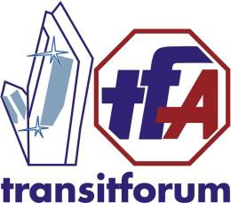 Transitforum Austria-Tirol Logo.